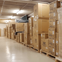 Digitalpiano.dk Warehouse