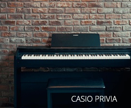 Casio Privia